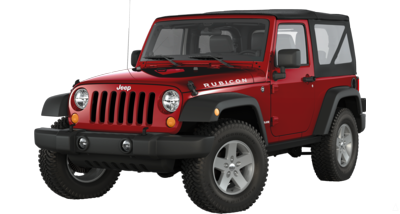 Jeep Wrangler For Rent